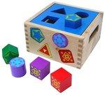 Houten Vormenstoof | Charl's Design Toys