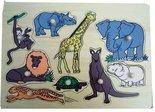Knoppuzzel 9 dieren