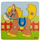 Knoppuzzel-Paard-|-Goki