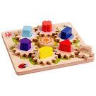 Tandwielenpuzzel-met-geometrische-blokken-|