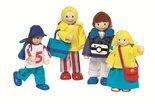 Goki-Set-van-4-poppenhuis-buigpoppetjes-Familie-op-vakantie