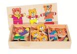 Houten-aankleedpuzzel-berenfamilie-in-een-kistje