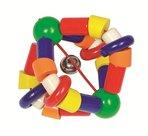 Heimess-Grote-elastische-grijpring-met-belletje-en-houten-kralen