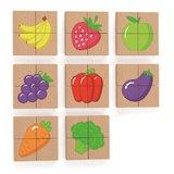 Magneetpuzzel Fruit 32-dlg | Vigatoys_3