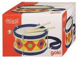Goki - Houten trommel met schouderband_3