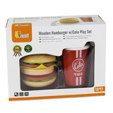 Hamburger met Cola | Vigatoys_3