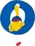 De letter O uit de serie houten kinderkamer letters van Goki