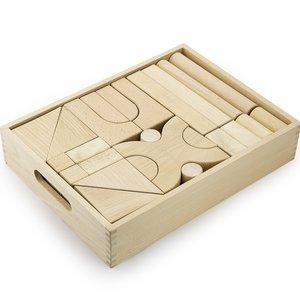 Jumboblokken 48st. in kist   Vigatoys