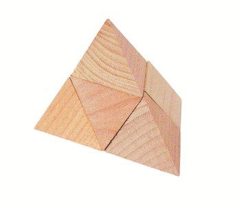 Breinpuzzel Pyramide | Goki