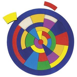 Puzzel - Mozaiek Cirkel | Goki