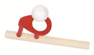Goki -  Houten zwevende bal spelletje