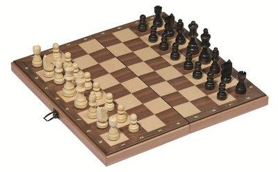 Goki - Groot opklapbaar schaakspel