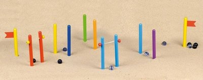 Goki - Knikkerspel 'knikkerparcours'