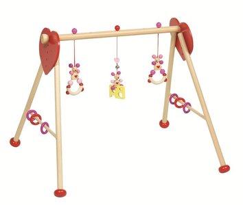 Baby Gym - Roze Muizen | Heimess