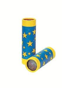 Toys Pure - Kartonnen mini-kaleidoscoop 'Sterretjes'
