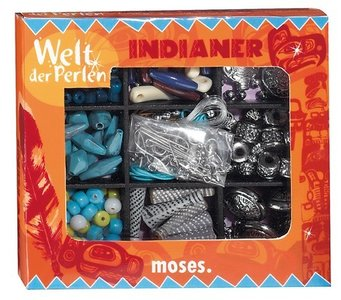 Kralenset 'Indianen' | Moses