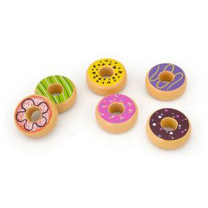 Houten Donuts | Vigatoys