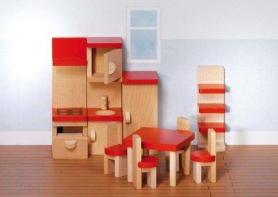 Poppenhuis Meubels Keuken | Goki Basic